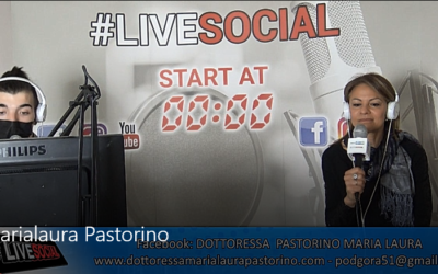 Mia intervista a Live Social